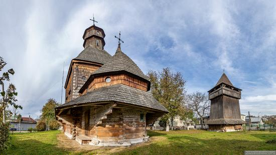 Church of the Exaltation of the Holy Cross in Drohobych, Ukraine, photo 5