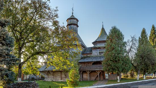 Church of the Exaltation of the Holy Cross in Drohobych, Ukraine, photo 6