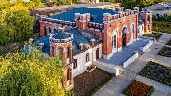 Sadhora Synagogue in Chernivtsi, Ukraine, photo 10