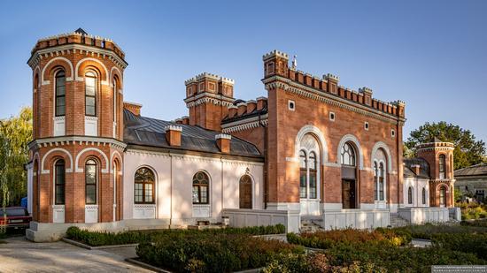 Sadhora Synagogue in Chernivtsi, Ukraine, photo 2
