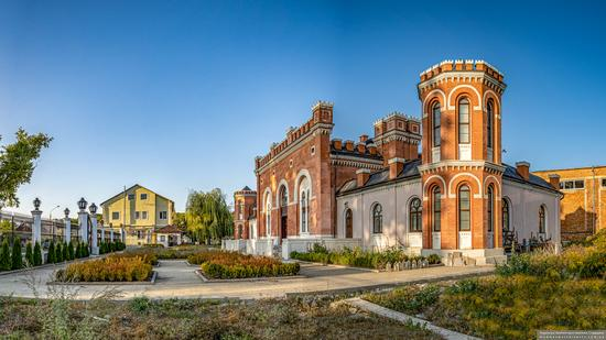 Sadhora Synagogue in Chernivtsi, Ukraine, photo 4