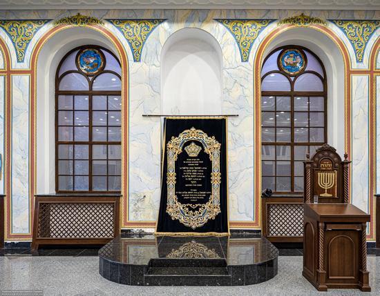 Sadhora Synagogue in Chernivtsi, Ukraine, photo 6
