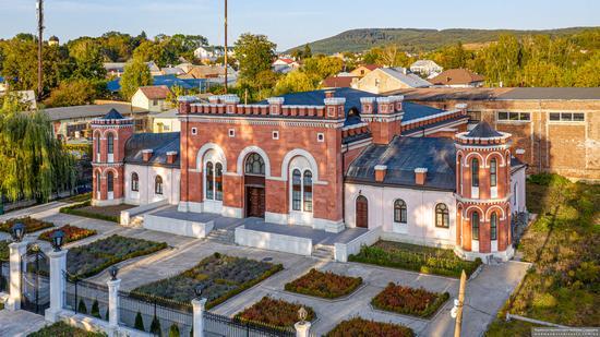 Sadhora Synagogue in Chernivtsi, Ukraine, photo 8