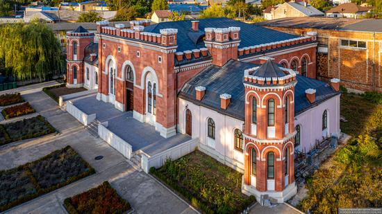 Sadhora Synagogue in Chernivtsi, Ukraine, photo 9