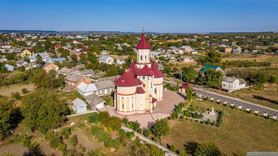 Church of St. Elijah in Toporivtsi, Chernivtsi Oblast, Ukraine, photo 10
