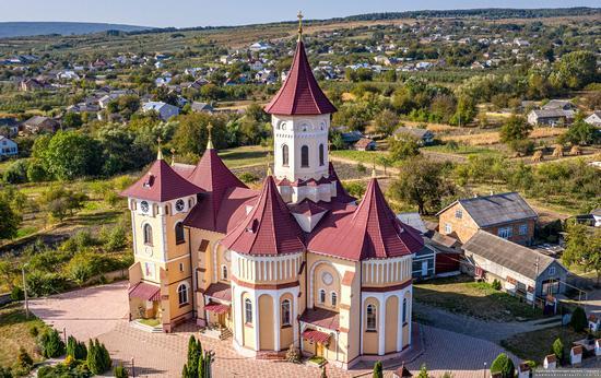 Church of St. Elijah in Toporivtsi, Chernivtsi Oblast, Ukraine, photo 7