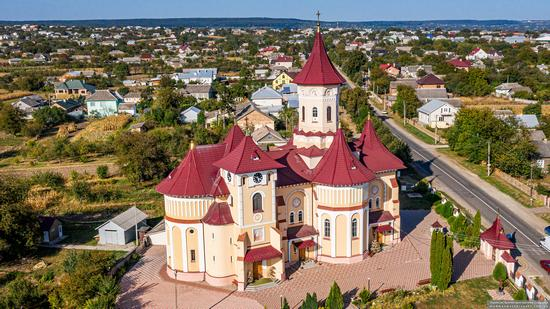 Church of St. Elijah in Toporivtsi, Chernivtsi Oblast, Ukraine, photo 8