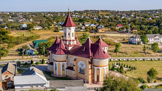 Church of St. Elijah in Toporivtsi, Chernivtsi Oblast, Ukraine, photo 9