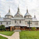 Church of St. Paraskeva in Velykyi Klyuchiv