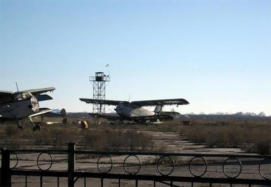 Aircraft Cemetery, Poltava, Ukraine, photo 3