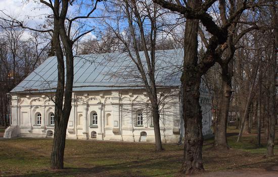 Mid April in the center of Chernihiv, Ukraine, photo 16