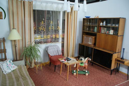 Soviet-era inspiration interior design, photo 2