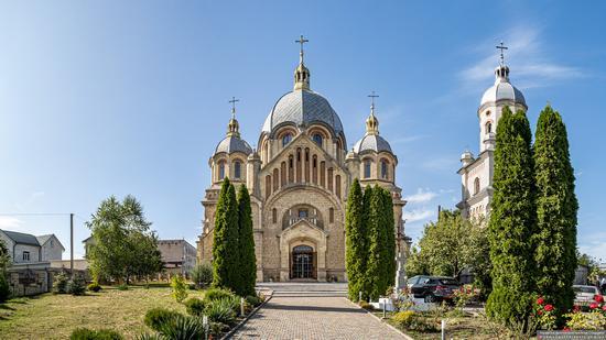 Church of St. Michael the Archangel in Tovste, Ternopil Oblast, Ukraine, photo 1