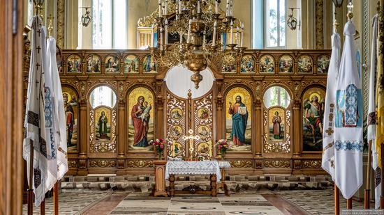 Church of St. Michael the Archangel in Tovste, Ternopil Oblast, Ukraine, photo 10