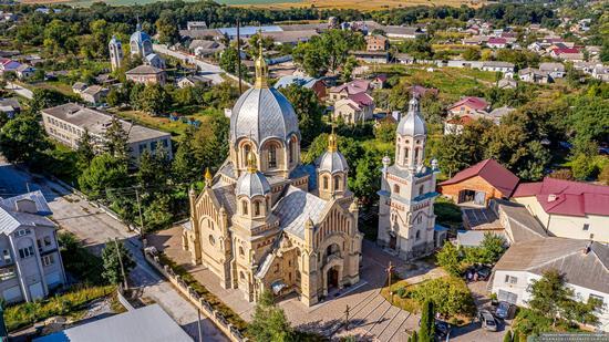 Church of St. Michael the Archangel in Tovste, Ternopil Oblast, Ukraine, photo 11