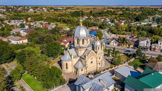 Church of St. Michael the Archangel in Tovste, Ternopil Oblast, Ukraine, photo 13