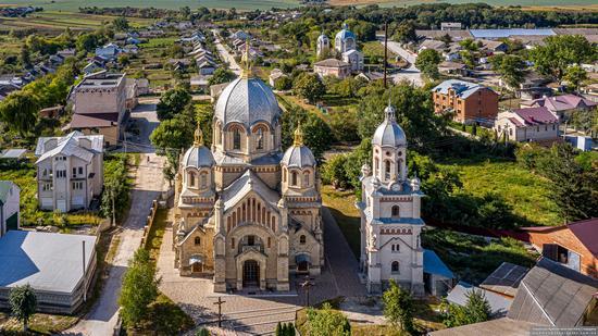Church of St. Michael the Archangel in Tovste, Ternopil Oblast, Ukraine, photo 14
