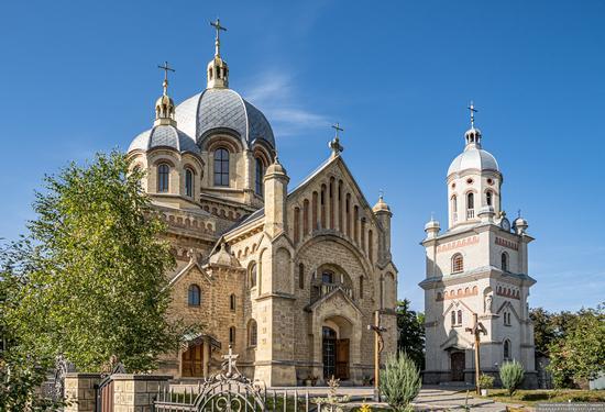 Church of St. Michael the Archangel in Tovste, Ternopil Oblast, Ukraine, photo 2