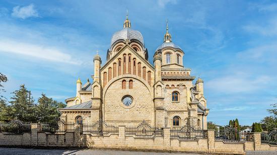 Church of St. Michael the Archangel in Tovste, Ternopil Oblast, Ukraine, photo 4