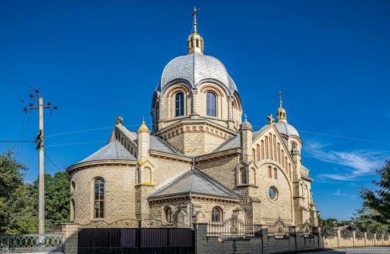 Church of St. Michael the Archangel in Tovste, Ternopil Oblast, Ukraine, photo 5