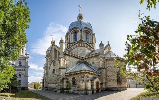 Church of St. Michael the Archangel in Tovste, Ternopil Oblast, Ukraine, photo 6