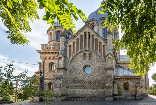 Church of St. Michael the Archangel in Tovste, Ternopil Oblast, Ukraine, photo 7