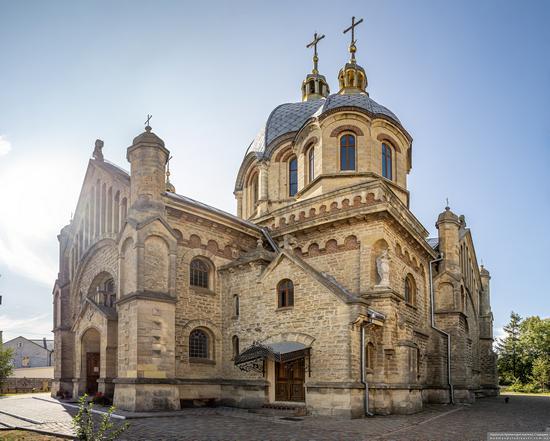 Church of St. Michael the Archangel in Tovste, Ternopil Oblast, Ukraine, photo 8