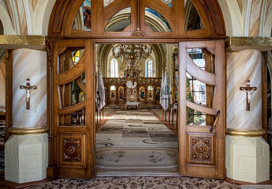 Church of St. Michael the Archangel in Tovste, Ternopil Oblast, Ukraine, photo 9