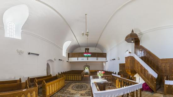 Defensive Catholic Church of the Heart of Jesus in Bene, Zakarpattia Oblast, Ukraine, photo 10