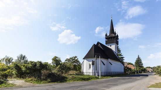 Defensive Catholic Church of the Heart of Jesus in Bene, Zakarpattia Oblast, Ukraine, photo 11