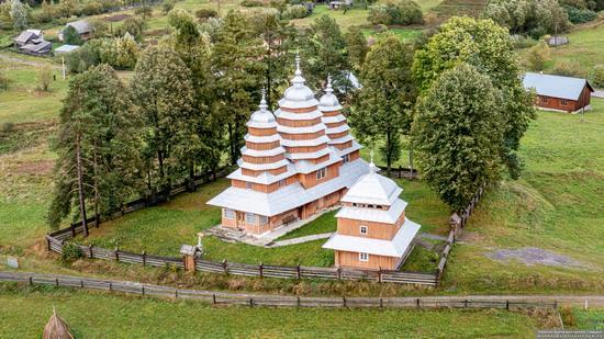Church of the Holy Virgin in Matkiv, Lviv Oblast, Ukraine, photo 11