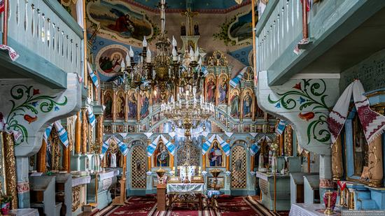 Church of the Holy Virgin in Matkiv, Lviv Oblast, Ukraine, photo 6
