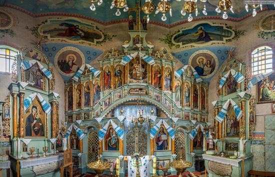 Church of the Holy Virgin in Matkiv, Lviv Oblast, Ukraine, photo 7