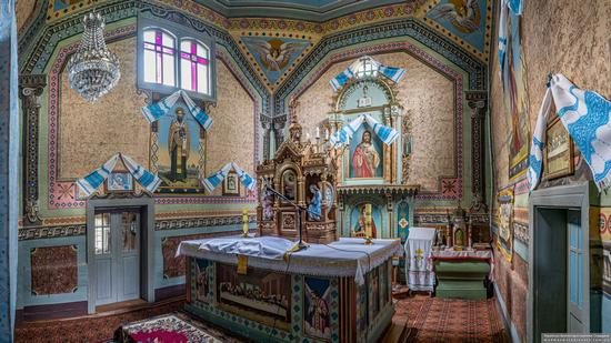 Church of the Holy Virgin in Matkiv, Lviv Oblast, Ukraine, photo 8