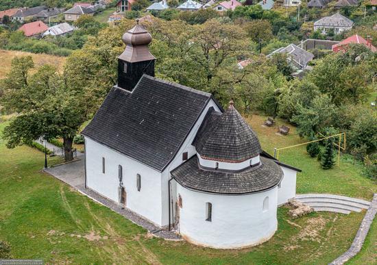 Horyanska Rotunda, Horyany, Uzhhorod, Ukraine, photo 1