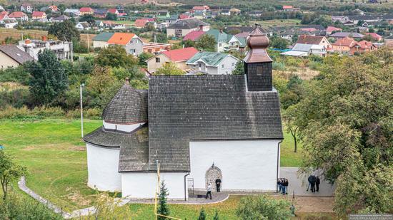 Horyanska Rotunda, Horyany, Uzhhorod, Ukraine, photo 10