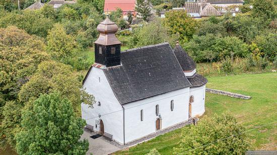 Horyanska Rotunda, Horyany, Uzhhorod, Ukraine, photo 14