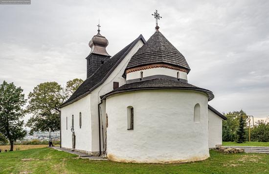 Horyanska Rotunda, Horyany, Uzhhorod, Ukraine, photo 3