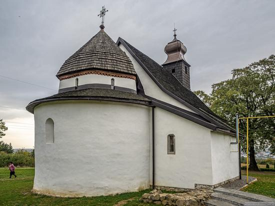 Horyanska Rotunda, Horyany, Uzhhorod, Ukraine, photo 4