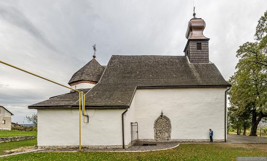 Horyanska Rotunda, Horyany, Uzhhorod, Ukraine, photo 5