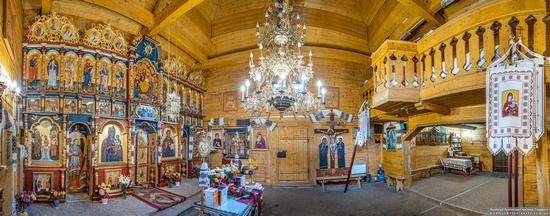 Church of St. Paraskevi in Skole, Lviv Oblast, Ukraine, photo 10