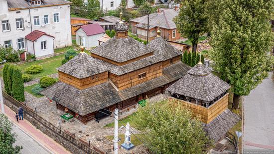 Church of St. Paraskevi in Skole, Lviv Oblast, Ukraine, photo 13