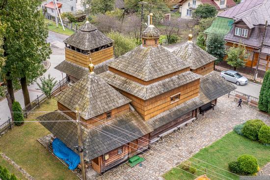 Church of St. Paraskevi in Skole, Lviv Oblast, Ukraine, photo 14