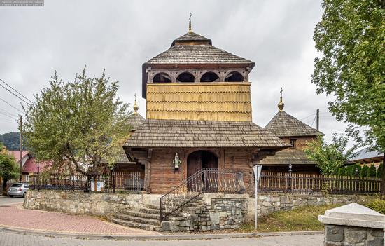 Church of St. Paraskevi in Skole, Lviv Oblast, Ukraine, photo 2