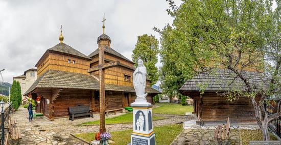 Church of St. Paraskevi in Skole, Lviv Oblast, Ukraine, photo 4