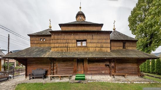 Church of St. Paraskevi in Skole, Lviv Oblast, Ukraine, photo 5