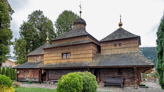 Church of St. Paraskevi in Skole, Lviv Oblast, Ukraine, photo 7
