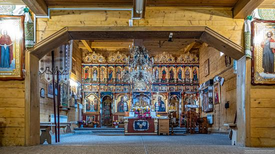 Church of St. Paraskevi in Skole, Lviv Oblast, Ukraine, photo 8