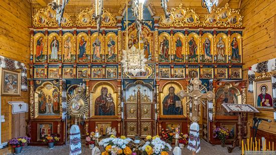 Church of St. Paraskevi in Skole, Lviv Oblast, Ukraine, photo 9
