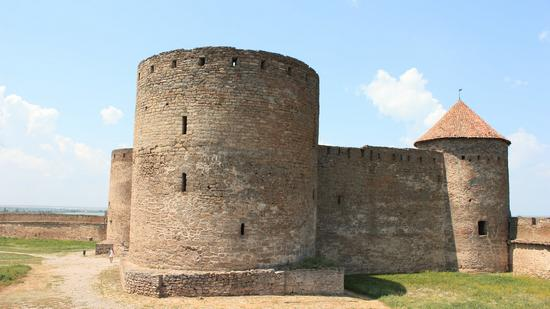 Bilhorod-Dnistrovskyi Fortress - the largest fortress in Ukraine, photo 1